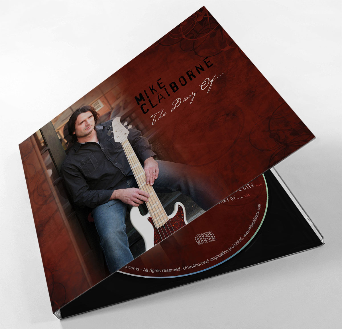 Mike Claiborne CD